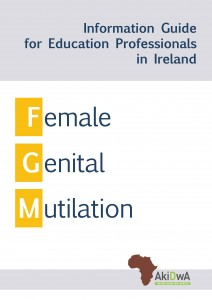 FGM Guide for Education Professionals in Ireland- FRONT JPG